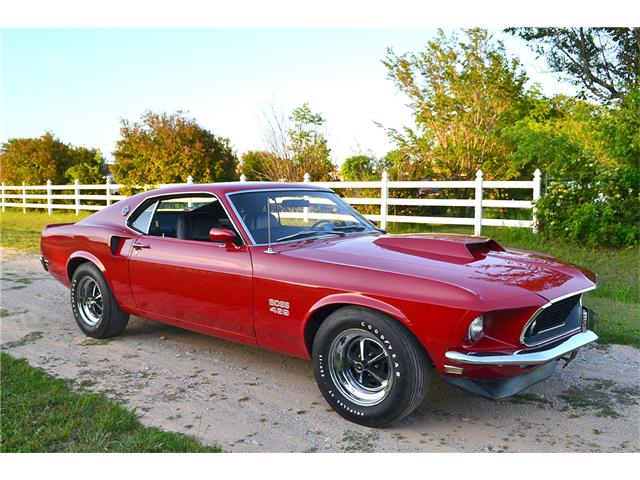 1969 Ford Mustang | 886141
