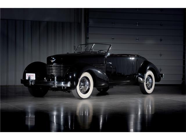 1937 Cord 812 | 886155