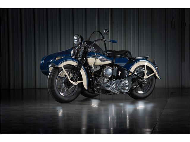 1941 Harley-Davidson Motorcycle | 886159
