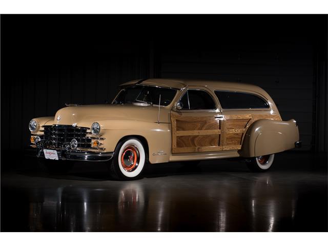 1947 Cadillac Series 62 | 886163