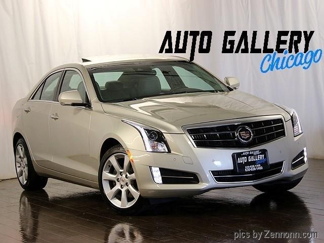 2013 Cadillac ATS   886164