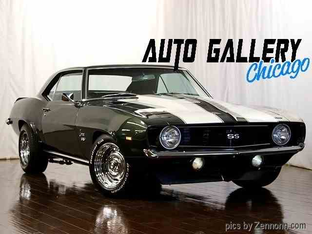 1969 Chevrolet Camaro | 886167