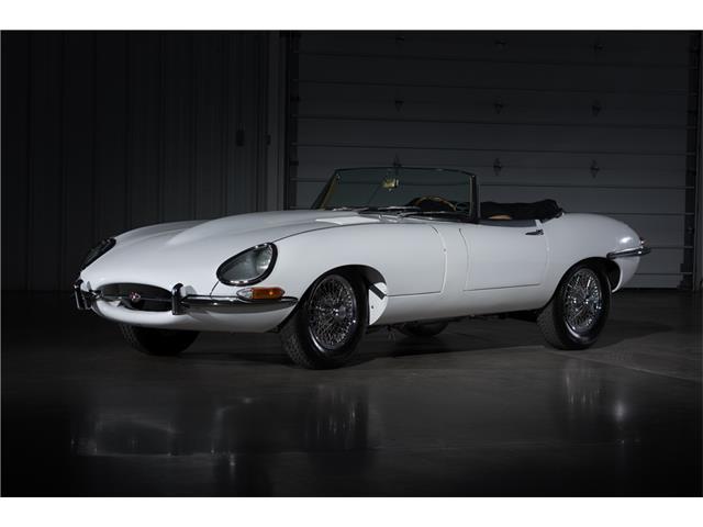1962 Jaguar XKE | 886173