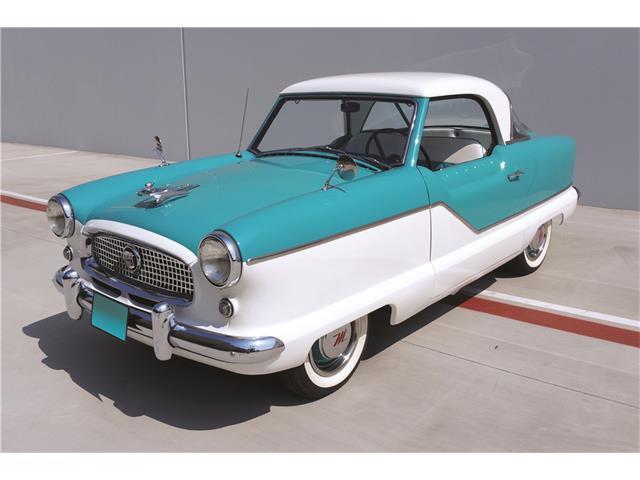 1956 Nash Metropolitan | 886175
