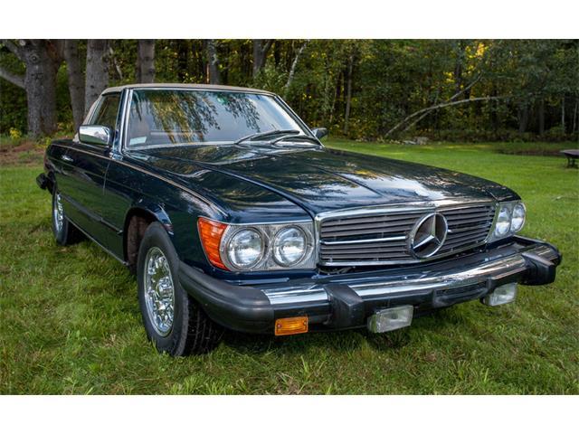 1981 Mercedes-Benz 380SL | 886176
