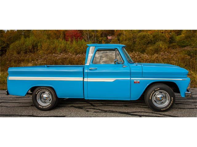 1966 Chevrolet C/K 10 | 886184