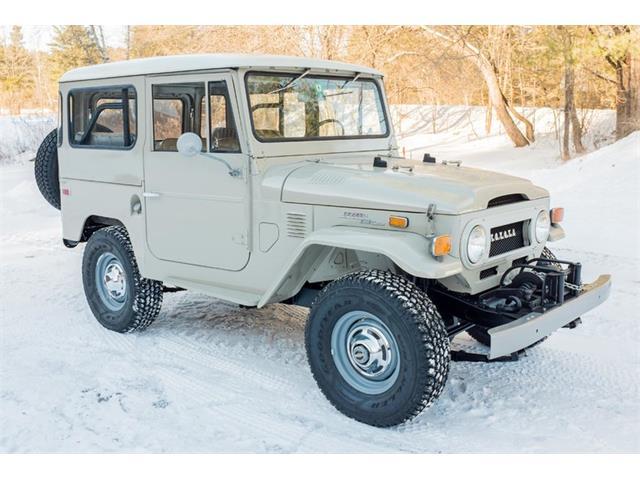 1972 Toyota Land Cruiser FJ | 886187