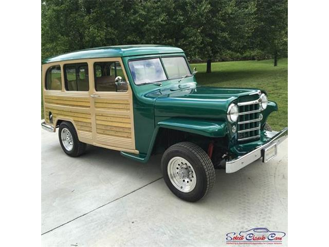 1950 Willys Jeep | 880619