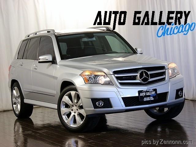 2010 Mercedes-Benz GLK350 | 886194