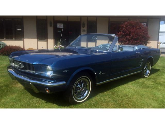 1966 Ford Mustang | 880062