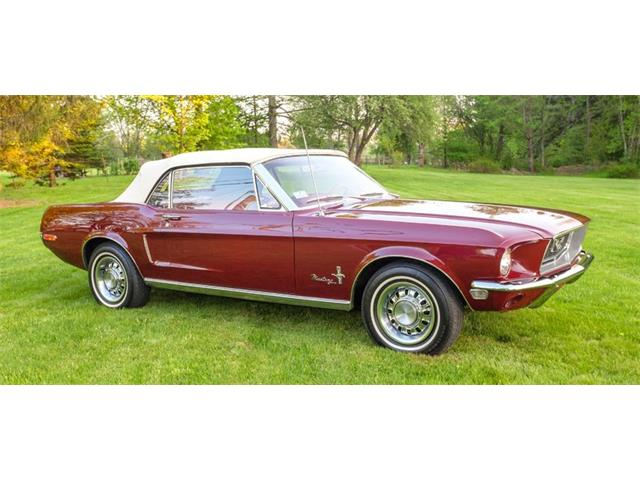 1968 Ford Mustang | 886201