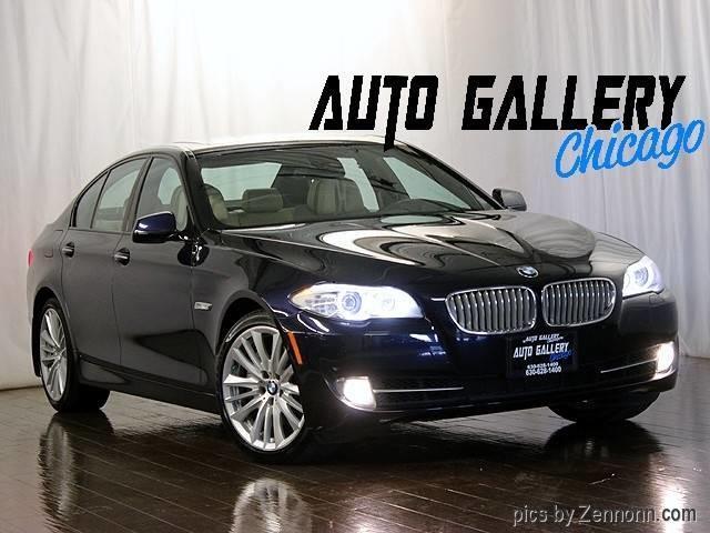 2012 BMW 5 Series | 886206