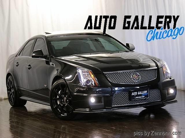 2012 Cadillac CTS-V | 886208