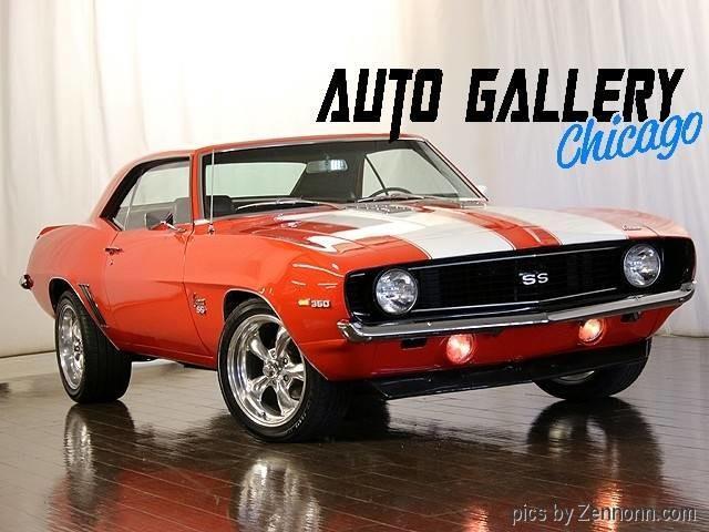 1969 Chevrolet Camaro SS | 886214