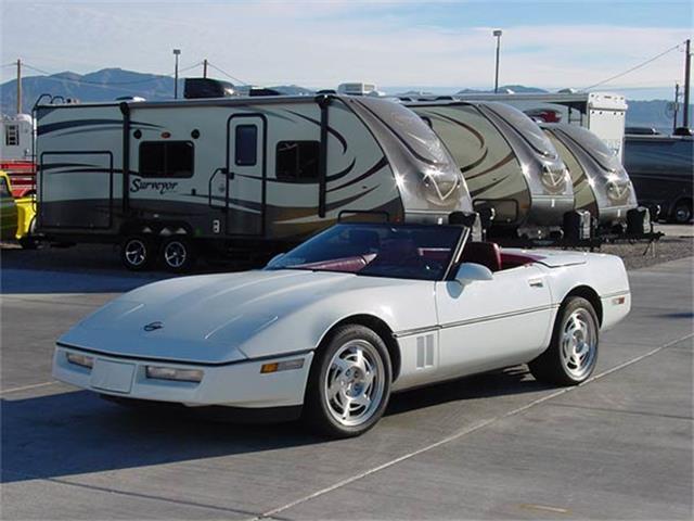 1990 Chevrolet Corvette | 886220