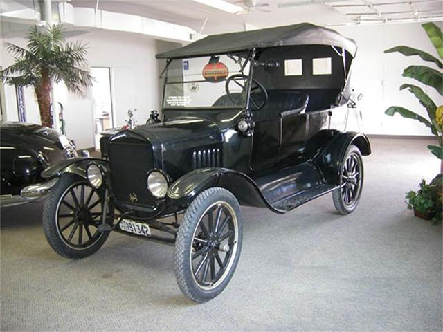 1923 Ford Automobile | 886222