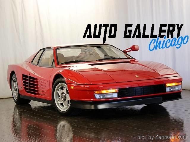 1986 Ferrari Testarossa | 886226