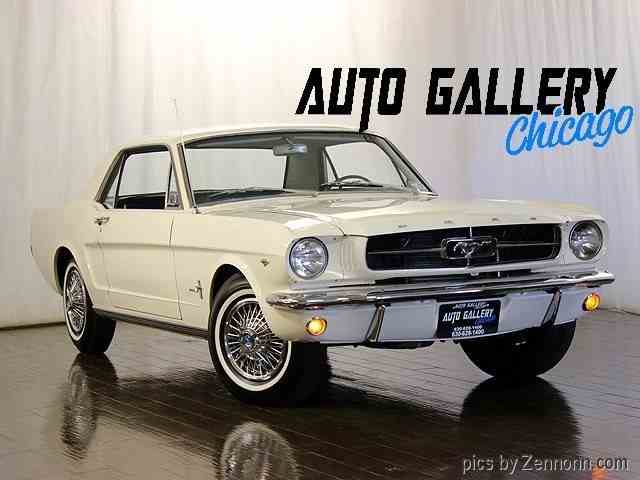 1965 Ford Mustang 289 | 886227