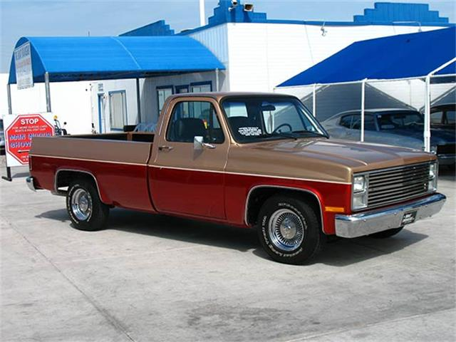 1986 Chevrolet C/K 10 | 886228