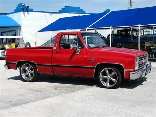1986 Chevrolet C/K 10 | 886229