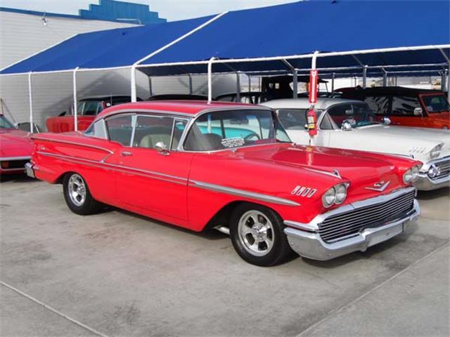 1958 chevy belair/ | 886239