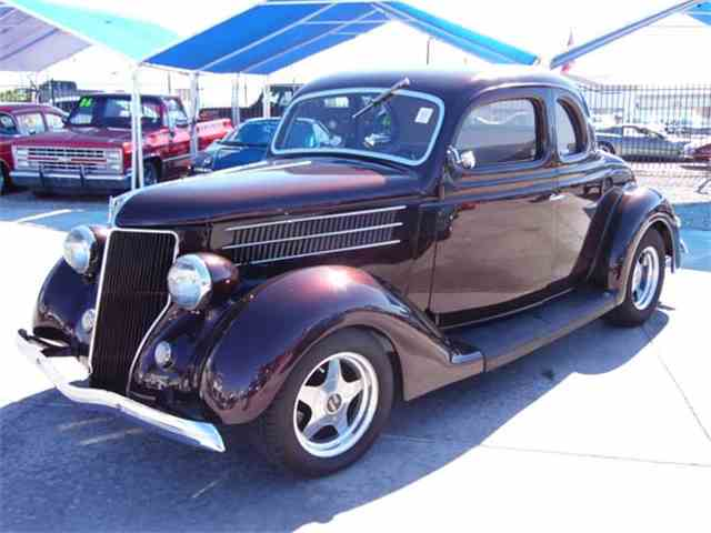 1936 ford coupe/ | 886240