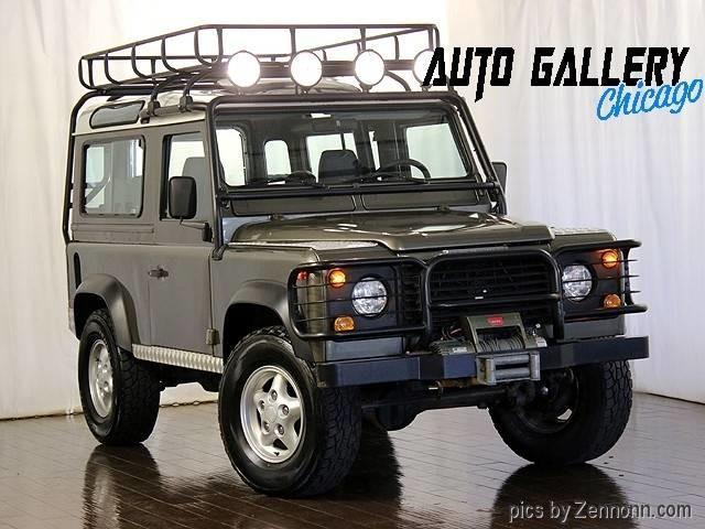 1997 Land Rover Defender | 886246