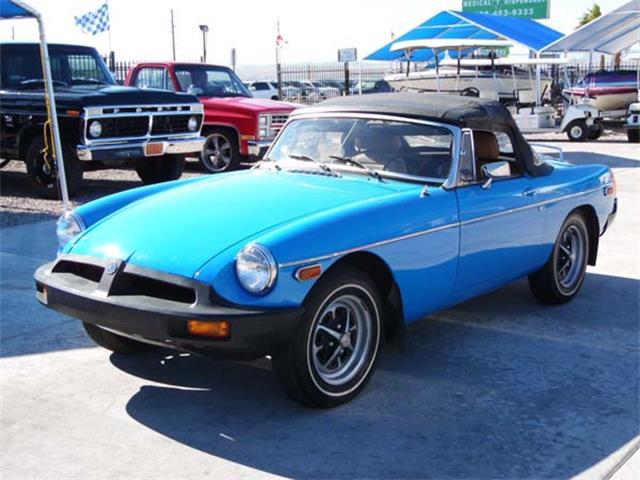 1979 MG MGB | 886254