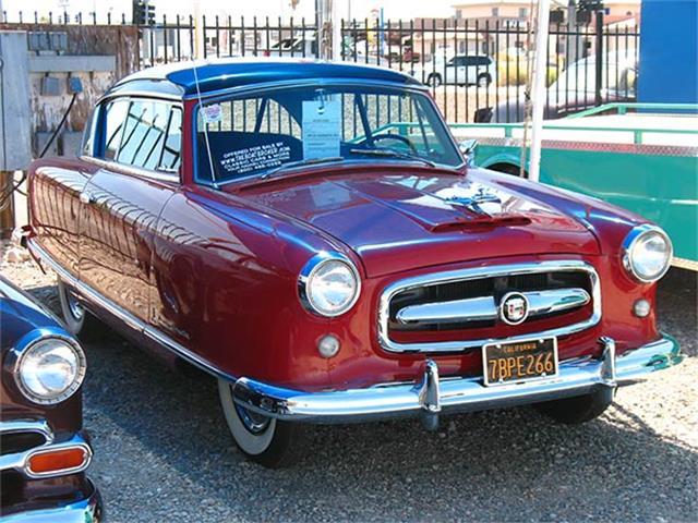 1953 Nash Rambler | 886255