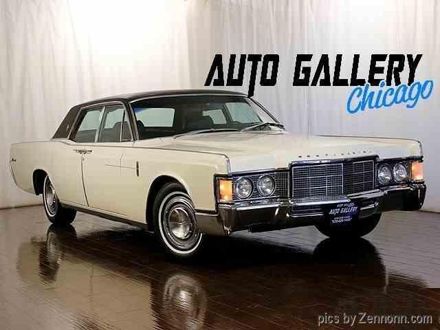 1969 Lincoln Continental | 886257