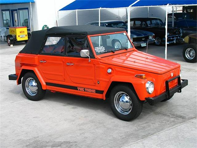 1973 Volkswagen Thing | 886262