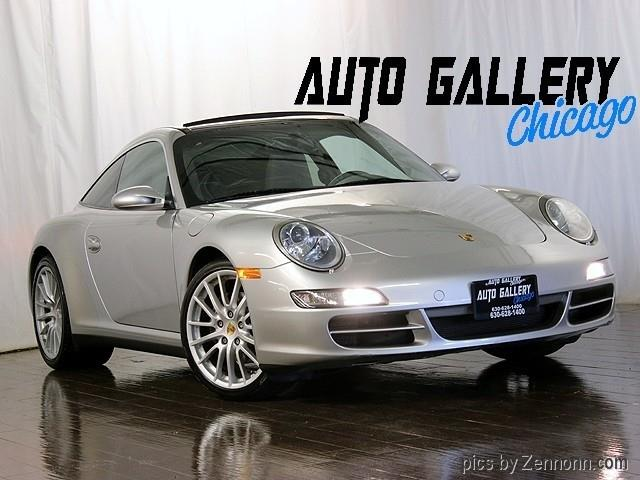 2007 Porsche 911 | 886264