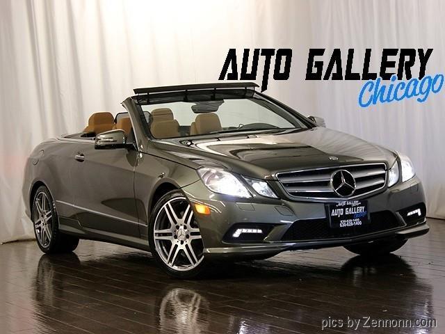 2011 Mercedes-Benz E350 | 886267