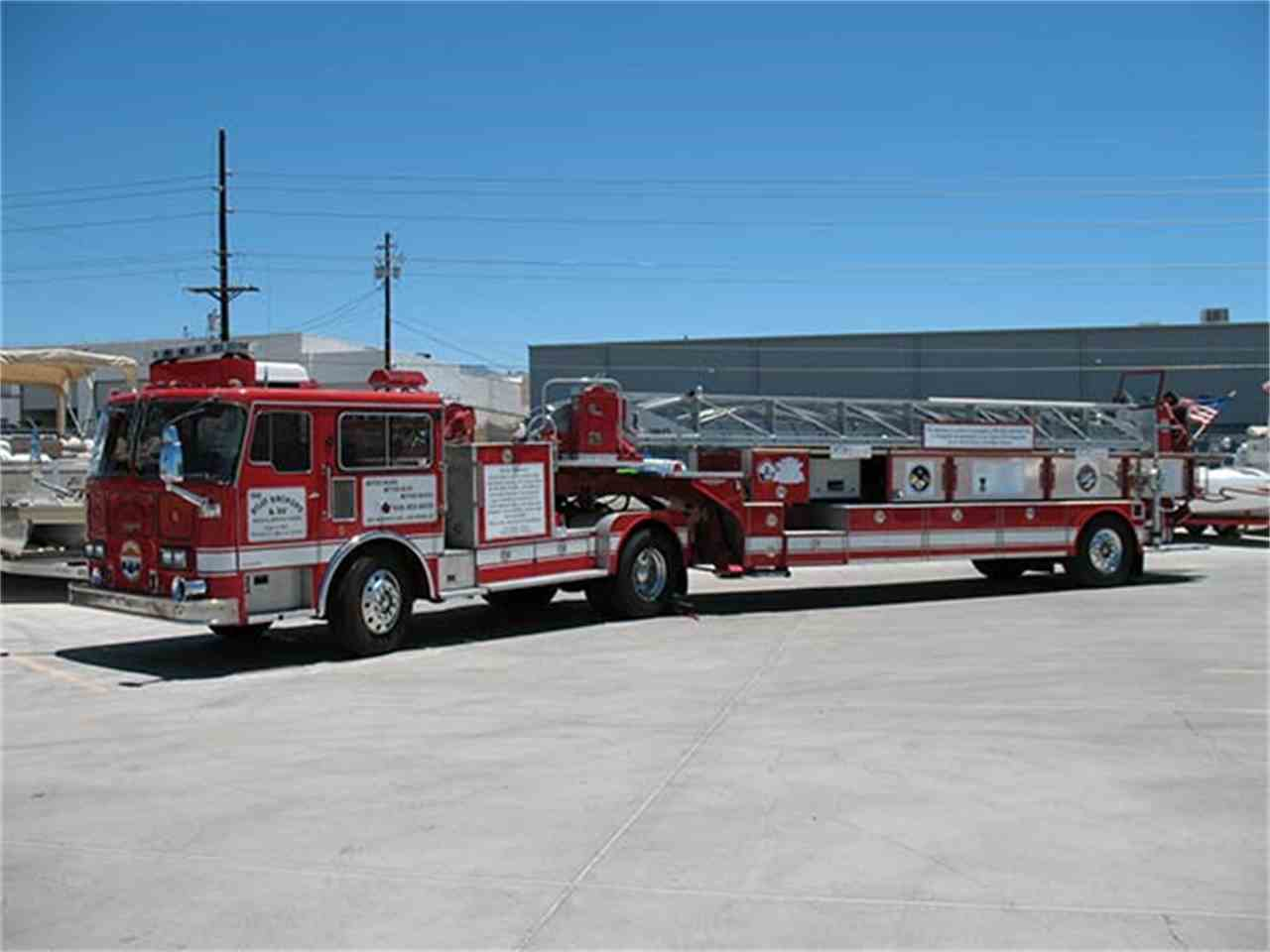 1982 Seagrave fire for Sale - CC-886269
