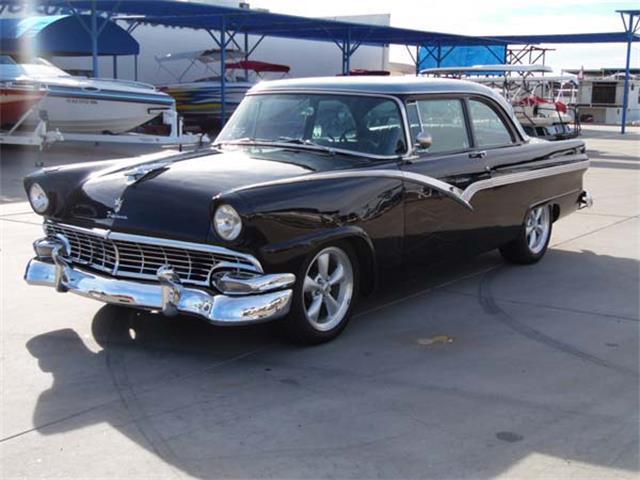 1956 ford sedan/ | 886271