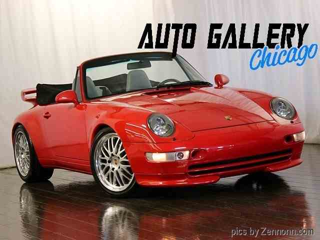 1995 Porsche 911 Carrera | 886274