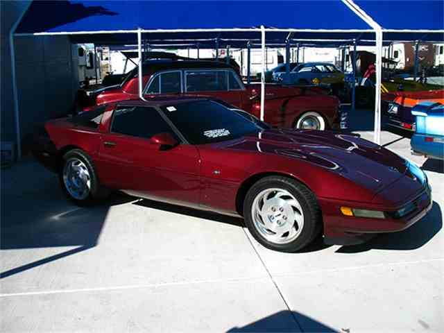 1993 chevy corvette/ | 886279