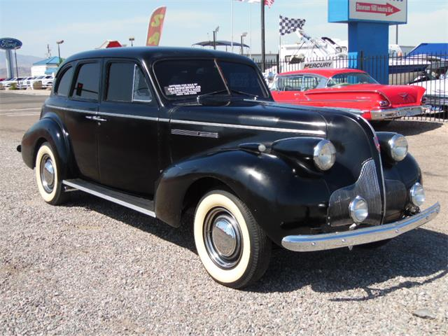 1939 buick 4dsd/ | 886281