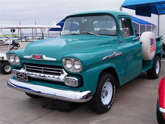 1958 Chevrolet Apache | 886284