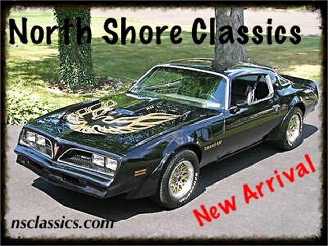 1978 Pontiac Firebird Trans Am | 880629