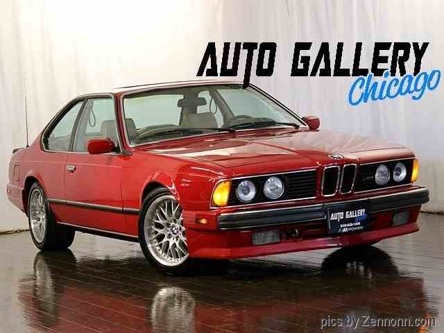 1988 BMW M6 | 886299