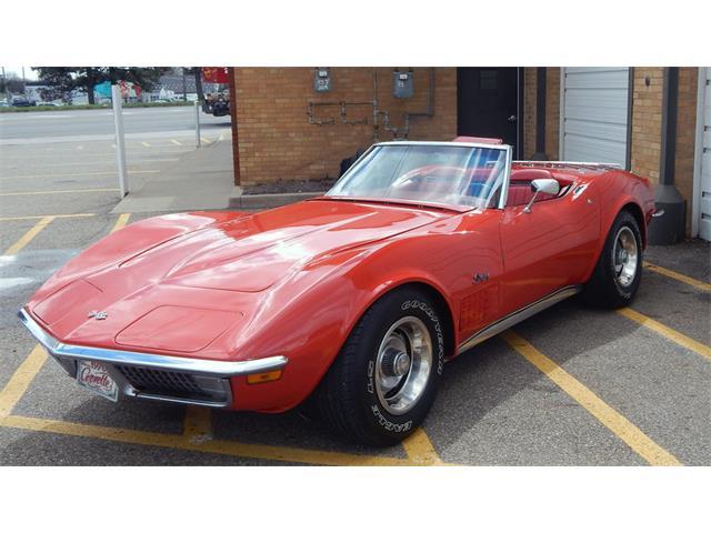 1970 Chevrolet Corvette | 880063