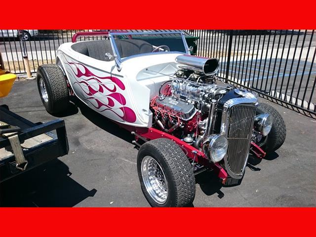 1934 Ford RoadsterBlower | 886300