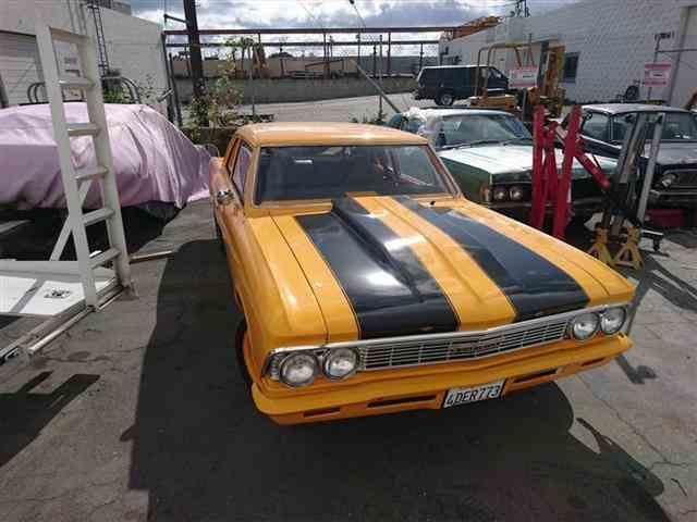 1966 Chevrolet Chevelle Malibu | 886301