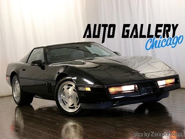 1989 Chevrolet Corvette | 886302
