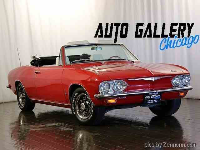 1965 Chevrolet Corvair Monza | 886303