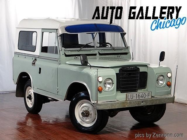 1981 Land Rover 88 Series III | 886308