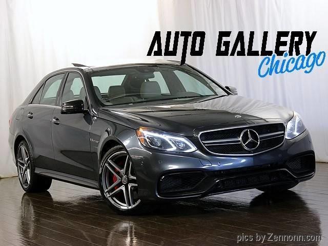 2014 Mercedes-Benz E63 | 886312