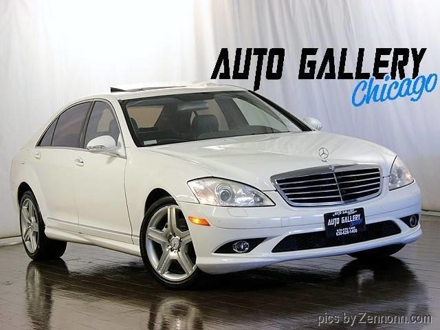 2007 Mercedes-Benz S550 | 886316