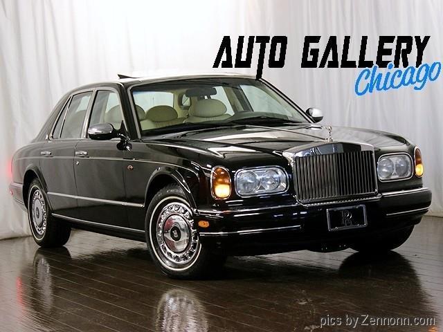 1999 Rolls-Royce Silver Seraph | 886319